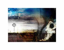 Nuances: Memory Of This - Limited edition print by Janet Botes