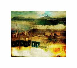 Nuances: South Bound - Limited edition print by Janet Botes