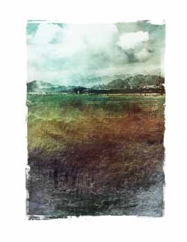 Nuances: Look Far Ahead - Printmaking by Janet Botes