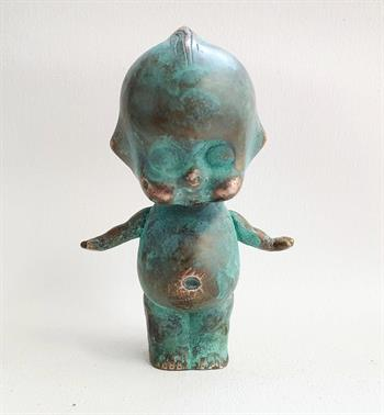 Rediscovered Childhood Ed.15/50 - Sculpture by Grace Kotze